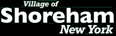 Village of Shoreham New York